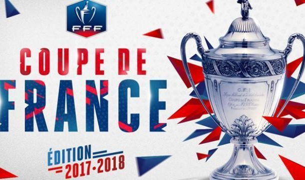 L affiche des 1 4 de finale de coupe de france district - Tirage quart de finale coupe de france ...